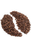 kaffekorn Arkivfoton