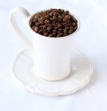 Kaffekulturtema Arkivfoton