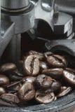 Kaffekvarn royaltyfria foton