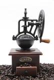 Kaffekvarn fotografering för bildbyråer