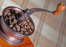 Kaffekvarn Arkivfoton
