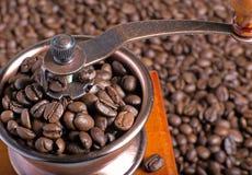 Kaffekvarn Royaltyfria Bilder