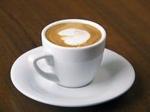 kaffemacchiato Royaltyfria Foton