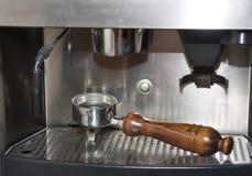 kaffemaskin Fotografering för Bildbyråer
