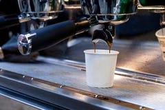Kaffemaskin Royaltyfria Foton