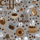 Kaffemodell Royaltyfria Bilder