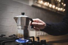 Kaffemoka Royaltyfri Bild