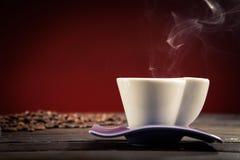 Kaffepassion Arkivfoto