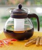 Kaffepotentiometer Stockfotos