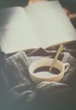 Kaffeprodukter, kaffebroms Arkivfoton