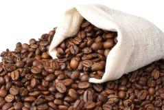 kaffesäck Arkivfoton