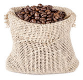 Kaffesäck Royaltyfria Foton