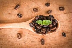 Kaffesked Royaltyfri Fotografi