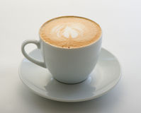 kaffeskum Royaltyfri Bild