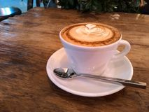 Kaffeställe Royaltyfri Foto
