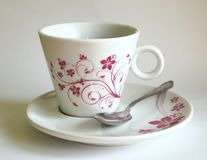 kaffesup royaltyfri fotografi