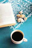 Kaffet Royaltyfri Bild