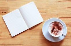 Kaffet Arkivbild