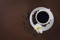 kaffetabellöverkant Royaltyfri Fotografi