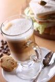 kaffetea Royaltyfria Bilder