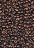 kaffetextur Arkivfoton