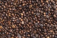 Kaffetextur, bakgrund Arkivfoto