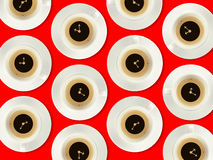 kaffetid Fotografering för Bildbyråer