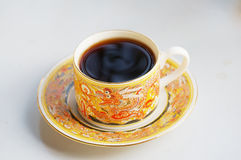 kaffetid Royaltyfri Bild