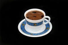 kaffetiden Arkivfoton