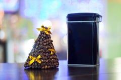 Kaffeträd Arkivbild