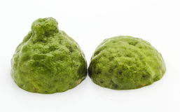 Kaffir Limes Royalty Free Stock Photography