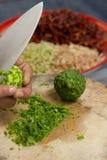 Kaffir Thai herb Stock Photography