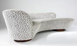 kagan сделанные по образцу шерсти драпирования софы Стоковые Изображения