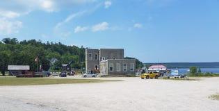 Kagawong-Museum Lizenzfreie Stockfotografie
