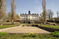 Kaggeholms宫殿 图库摄影