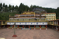 Kagju Monastery, Rumtek, Sikkim, India Royalty Free Stock Photos