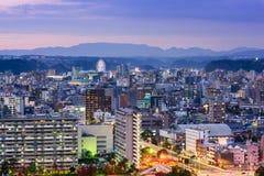 Kagoshima Japan Cityscape Stock Photo