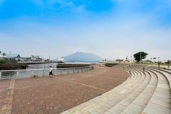 Kagoshima, Sakurajima Zdjęcie Stock