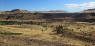 Kah - colinas nee de Oregon de la reserva de TA Fotos de archivo libres de regalías