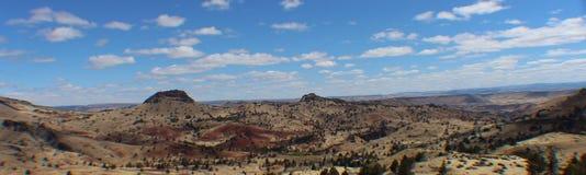 Kah - colinas nee de Oregon de la reserva de TA Imágenes de archivo libres de regalías