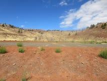 Kah - montes nee de Oregon da reserva de Ta imagens de stock