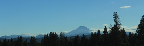 Kah - montes nee de Oregon da reserva de Ta imagem de stock royalty free