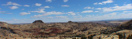 Kah - Nee Ta-Reserve-Oregon-Hügel lizenzfreie stockbilder