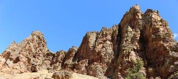 Kah - Nee Ta-Reserve-Oregon-Hügel lizenzfreie stockfotos