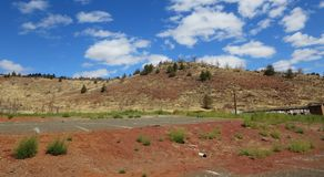 Kah - Nee- Ta Reserve Oregon Hills. I am lucky that yesterday I visited Kah- Nee- Ta Reserve Oregon. It is a tourist area with plenty of scenic views, warm royalty free stock photo
