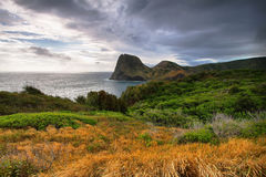Kahakuloa Head Stock Photography
