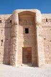 Kaharana, desert castle ,Jordan Royalty Free Stock Image
