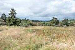 Kahler Asten landscape. Royalty Free Stock Images
