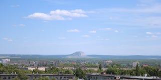 Kahler Berg stockbilder