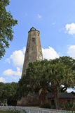 Kahlkopf-Insel-Leuchtturm Stockbilder